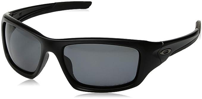 a12e31fc90 Image Unavailable. Image not available for. Color  Oakley Men s Valve  Polarized Rectangular Sunglasses ...