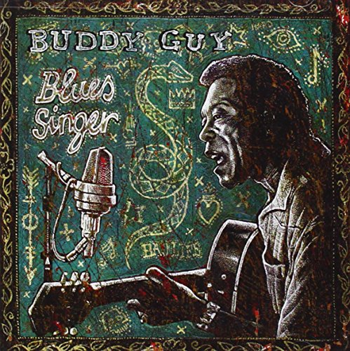 Blues Singer (Cd Buddy Guy)