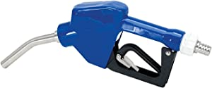 Fuelworks DEF Transfer Pump, Manual/Auto Nozzle, Antifreeze Hose Reel (Automatic Nozzle)