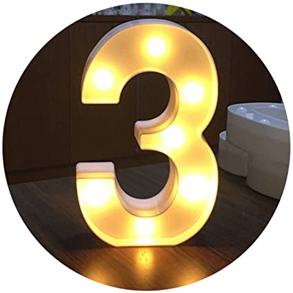 Amazon.com: Wedding Decorations LED Marquee Sign - LED Light up ...