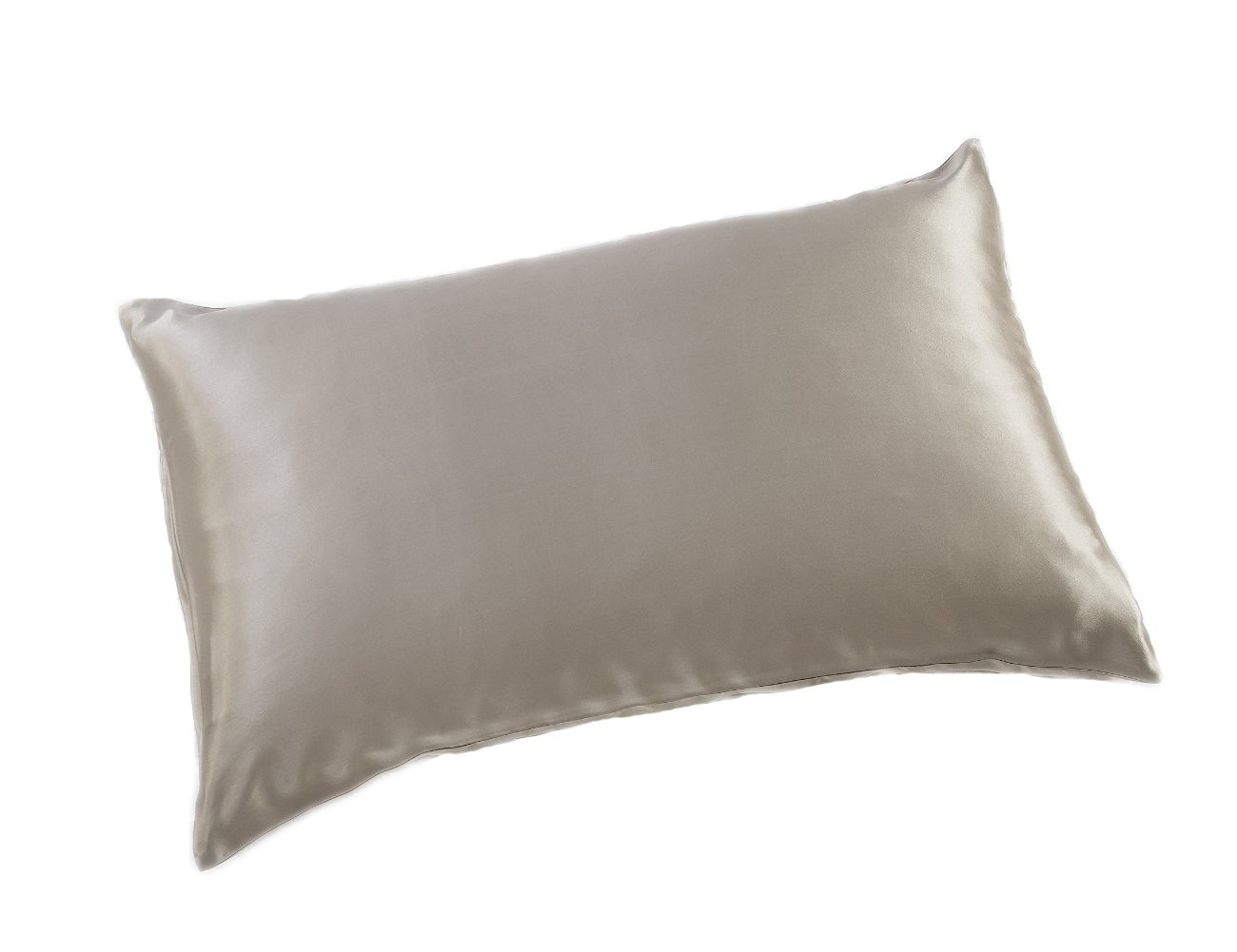 MEILIS SILK Pillowcase for Queen Or Standard Pillows Mulberry Pure Silk Pillow Cover Pillows Protectors 2030Inches