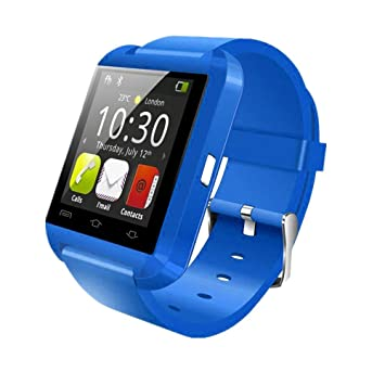 muñequera ARBUYSHOP Bluetooth inteligente reloj SmartWatch U8 U80 T MTK manos libres digital reloj de pulsera