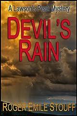 Devil's Rain (A Lawson's Peak Mystery Book 5) Kindle Edition
