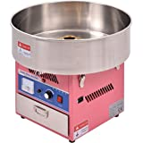 Giantex Electric Cotton Candy Machine Floss Maker Commercial Carnival Party Pink