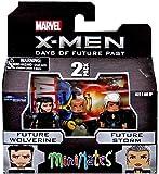 Marvel Minimates Series 58: Future Wolverine with Future Storm