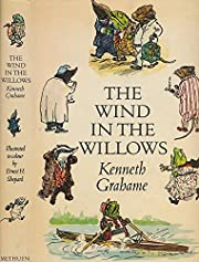 The Wind in the Willows. Methuen edition…