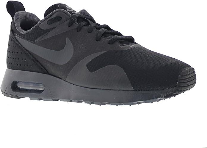 Nike Herren Air Max Tavas Laufschuhe, schwarz