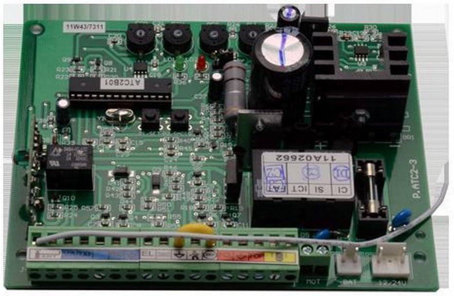 Tarjeta electrónica Extel ATC2, motorización puertas correderas C2 ...