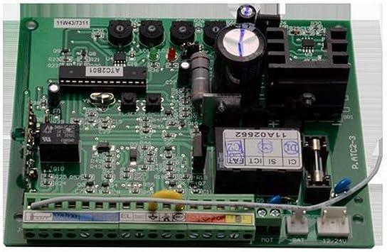 Tarjeta electrónica Extel ATC2, motorización puertas correderas C2, C2 N: Amazon.es: Bricolaje y herramientas