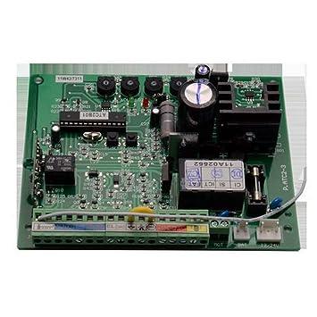 Tarjeta electrónica Extel ATC2, motorización puertas correderas C2, C2 N