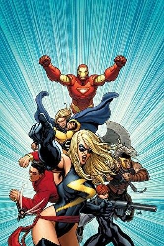 Read Online Mighty Avengers by Brian Michael Bendis - The Complete Collection pdf