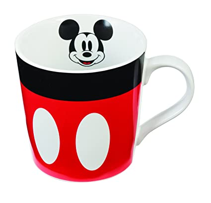 597da99d5df Disney Mickey Mouse 12 Oz. Ceramic Mug 89062