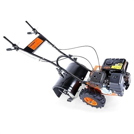 Fuxtec – FX-AF200 Fresadora de jardín a gas, máquina agrícola para ...