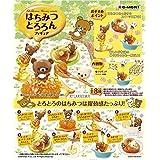 Rilakkuma honey fatty course BOX product 1 BOX = 8 pieces, all eight