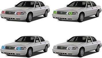 Custom Fit! 2006 2007 2008 2009 2010 2011 CAR COVER Mercury Grand Marquis