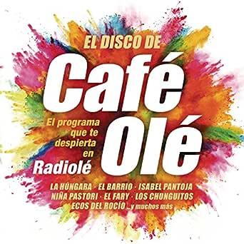 Café Olé de Various artists en Amazon Music - Amazon.es