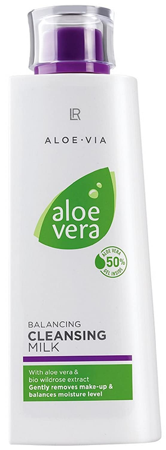LR Aloe Vera Cleansing Milk 200 ml HealthCentre 20010 (LR 2013-01)