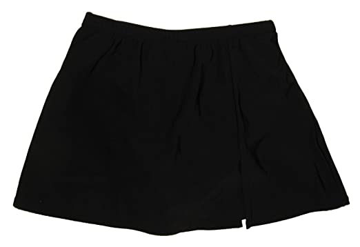 0f56512f18db6 Image Unavailable. Image not available for. Color  Swim Solutions Womens  Tummy Control Swim Skirt ...