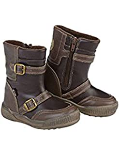 reputable site c5480 8b0bb lupilu Kinder Mädchen Halbstiefel: Amazon.de: Schuhe ...