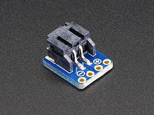 Adafruit JST-PH 2-Pin SMT Right Angle Breakout Board [ADA186