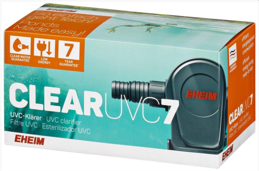 Eheim CLEARUVC- 7 stérilisateur Aquariophilie 4011708530016