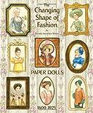 The Changing Shape of Fashion Paper Dolls, Brenda Sneathen Mattox, Paper Dolls, 1935223380
