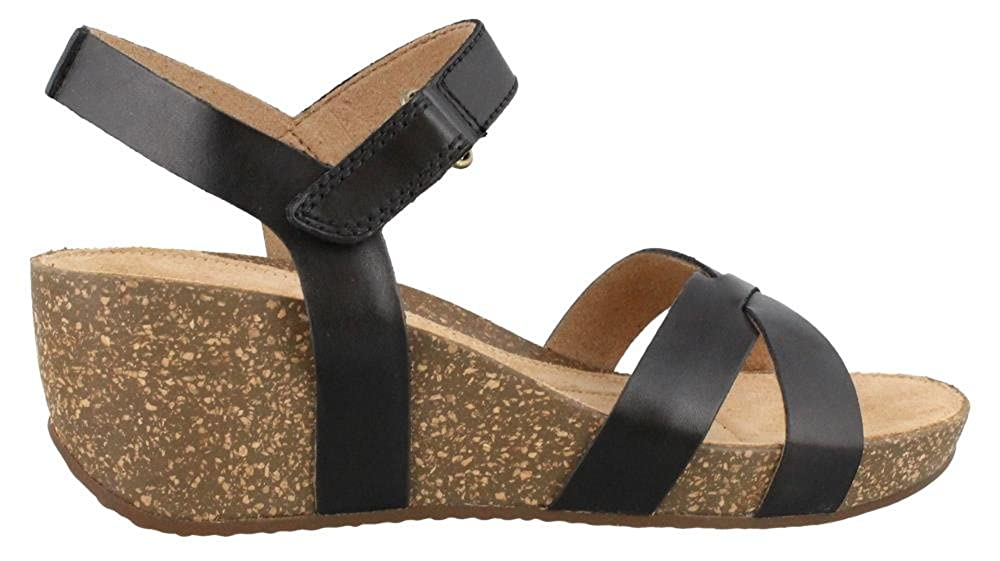 74f48d95b288 Clarks Temira Compass Wedge Sandal  Amazon.co.uk  Shoes   Bags