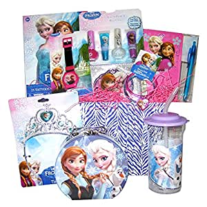 Disney Frozen Easter Gift Basket for Girls Perfect Easter Gifts for Girls 4 to8 Years Old