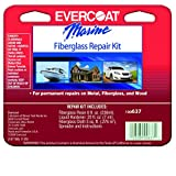 Evercoat Fiberglass Repair Kit, 4-Ounce