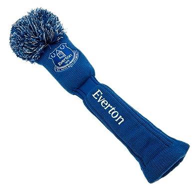 Everton FC - Funda oficial para palos de golf con pom pom ...