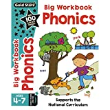 img - for Gold Stars Big Workbook Phonics Ages 4-7 Early Years and KS1: Supports the National Curriculum book / textbook / text book