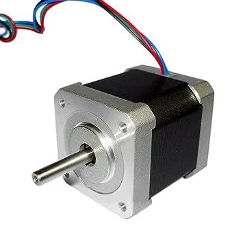 hgfter NEMA17 motor paso a paso bipolar 4leads 1.8 grados 42mm ...