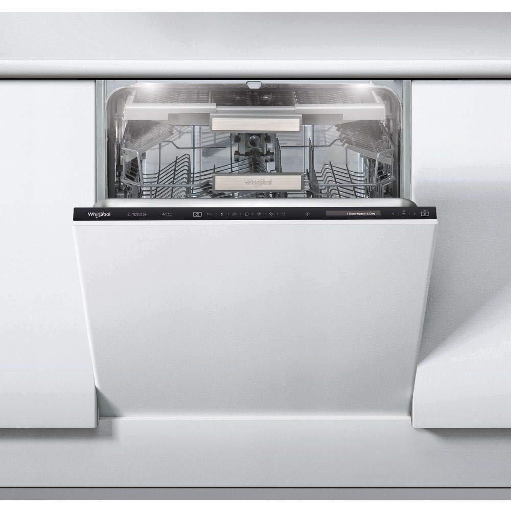 Whirlpool WIF 4O43 DLGT E lavavajilla Totalmente integrado ...