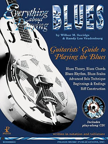 Everything About Playing the Blues (Music Sales America)