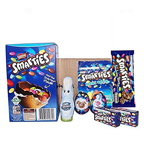 Smarties Easter Gift Set with Bar