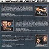 Broken Honor 3 Pack (Men of Honor / Broken Arrow / Courage Under Fire)