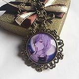 Dreamcosplay Anime Diabolik Lovers Sakamaki Subaru Necklace Cospaly