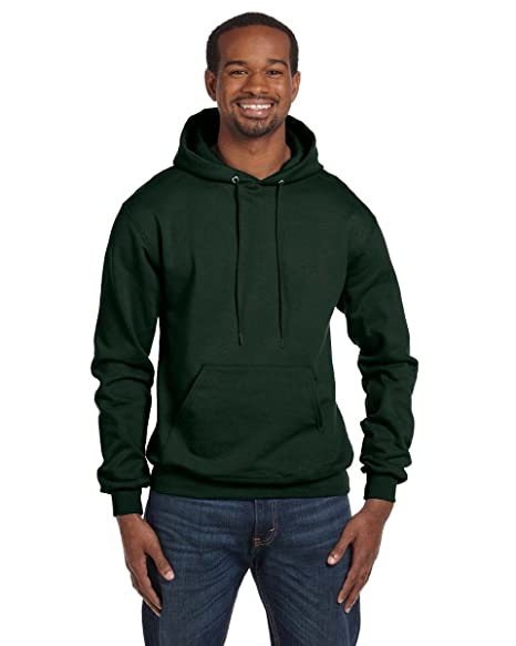 Champion Mens 50/50 Eco Smart Pullover Hood (S700) by Champion