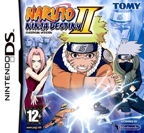Naruto Ninja Destiny 2 - European V. [Importación italiana ...
