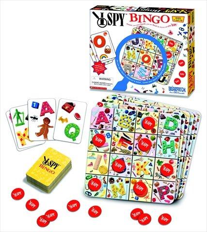 【1着でも送料無料】 ISPY 077486 B00S3TVLNU Ispy Game Bingo Game ISPY B00S3TVLNU, NET STAGE:cc118dc3 --- vietnox.com