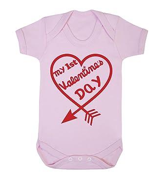 Body para bebé con la inscripción en inglés: «My 1st ...