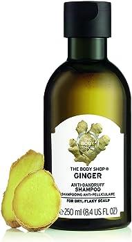 3-Pack The Body Shop Ginger Scalp Care Shampoo 8.4 Fluid Ounce