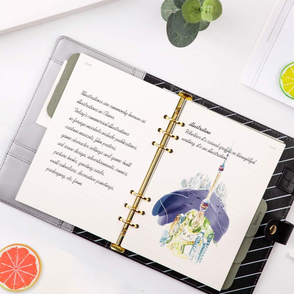 Amazon.com: Agenda de planificador diario 2019 recargable ...