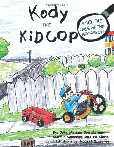 Download Kody THE KiD COP: AND THE CASE OF THE MISSING CAT pdf epub