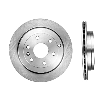 2 Rotors Set CRK14580 FRONT Premium Grade OE 325 mm