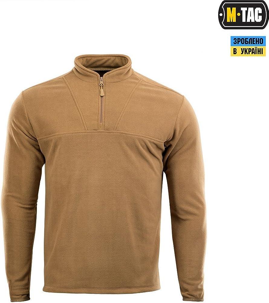 M-Tac Fleece Jacket Underwear Sweater Tactical Top Delta