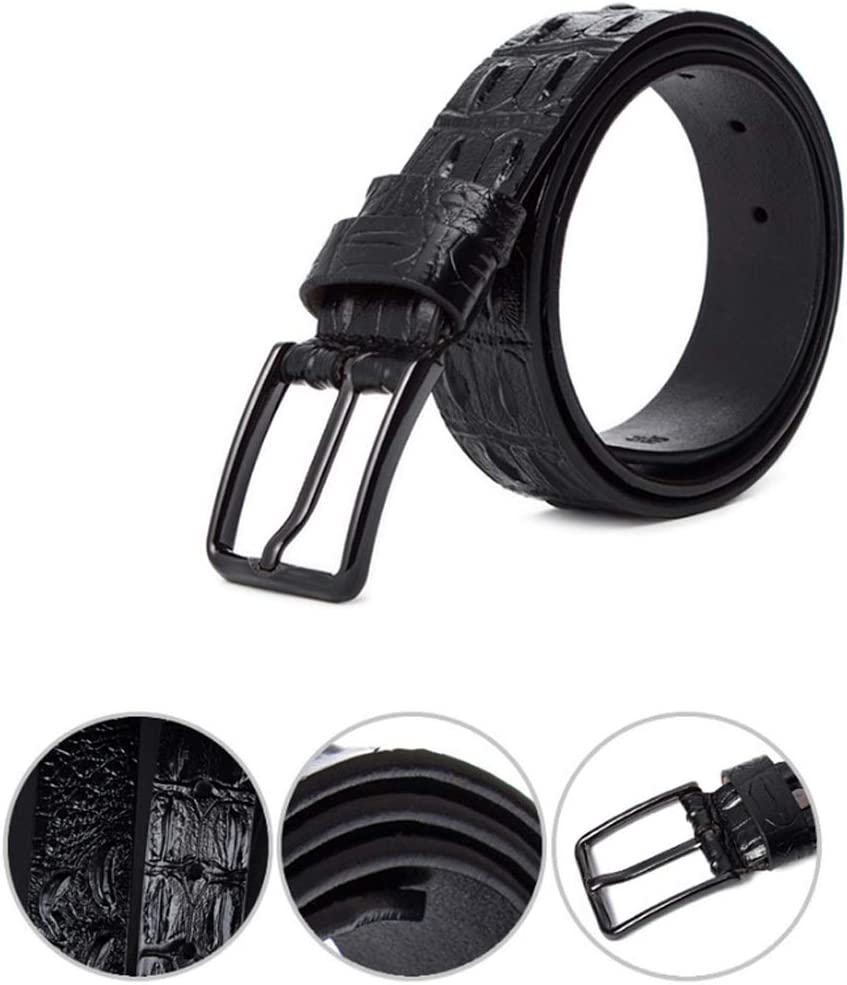 EXCLVEA - Ceinture - Homme Noir Noir Noir