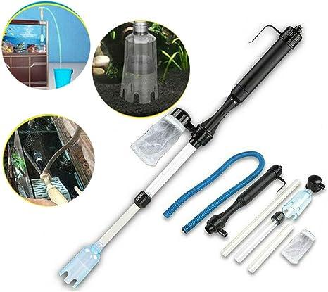 Aquarium Water Cleaner Water Filter Sand Supplies Fish Tank Pump Battery Operated Fish Tank Aquarium Gravel Cleaner Tool