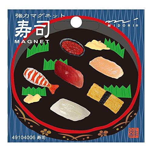 Midori Oj Mini Magnet, Sushi Magnet (49104006)