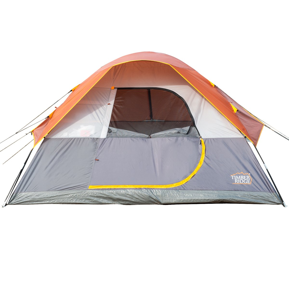 Motheru0027s Day 50% off on Timber Ridge 6 Person Family C&ing Tent D-Shape Door 3 Seasons $72.99 + FS  sc 1 st  CNET : timber ridge tent - memphite.com